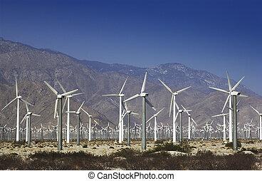 Wind Farm - Green Energy