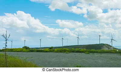 """wind, générer, turbines, energy., technologies"", innovateur, renouvelable, tourner"