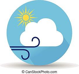 Wind icon