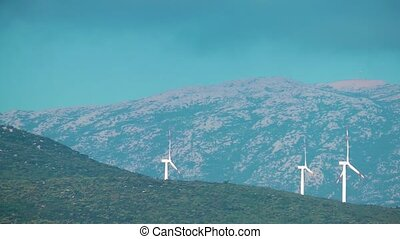 Wind Mill Energy Alternative