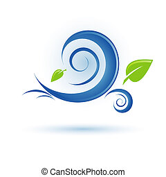 wind, pictogram