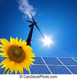 wind power alternative energy by windra