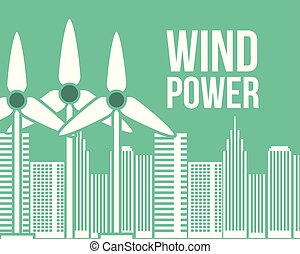 wind power city urban alternative