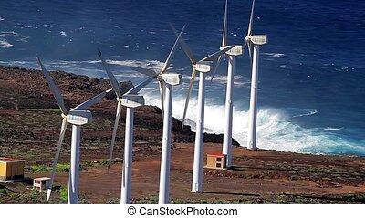 Wind Power Plant, Power Generator