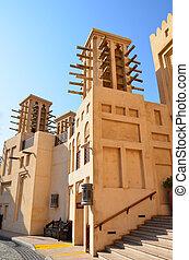 Wind Towers,Dubai