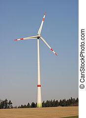 wind tubrine