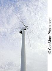 wind turbine 12