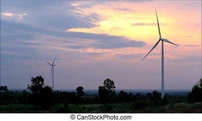 wind - Wind turbines