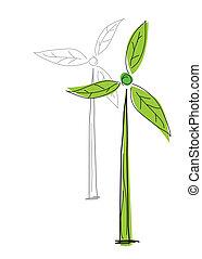 windgeneratoren