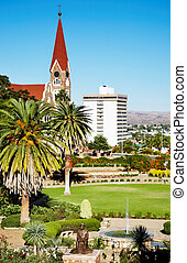 Windhoek capital of Namibia