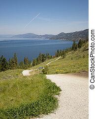Winding Mountain Trail - Okanagan Scenics