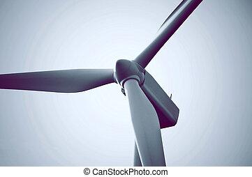 windmühle, alternative, ökologisch, energy.