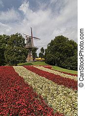 Windmill - Bremen - Germany