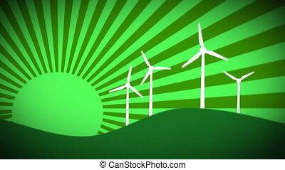 Windmill Farm Green