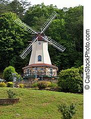 Windmill Helen, Georgia