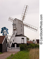 Windmill in the UK
