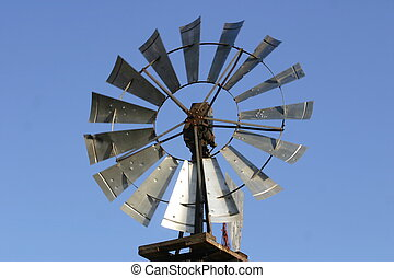 Windmill - The windmill is one of the icons of the American...