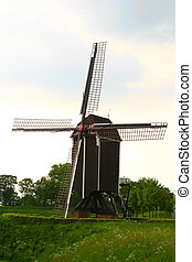 WIndmill - Windmill  in Holland