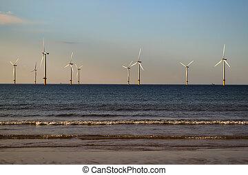 Windmills in the Sea
