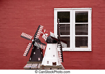 Windmills models