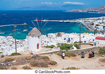 windmolen, landbouwkundig, museum, bonis', zee