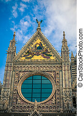 church in siena italy
