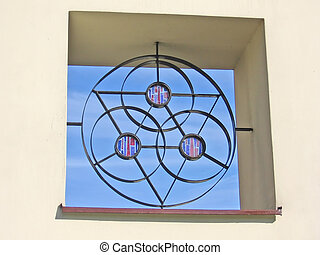 window and stained glass