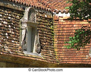 Window , farmhouse