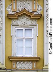 Window from Timisoara, Romania