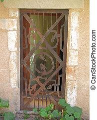window, gate