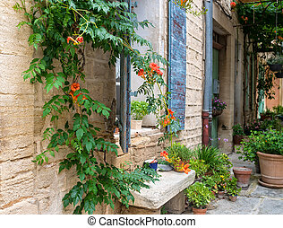 Window in the Provence.
