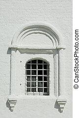 Window of a church