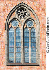 Window of Cathedral church