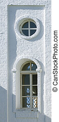 Window of old church