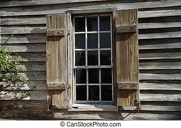 Window - Old window
