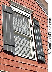 Window on a House
