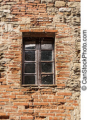 Window on the Facade