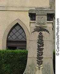 window, sculpture,