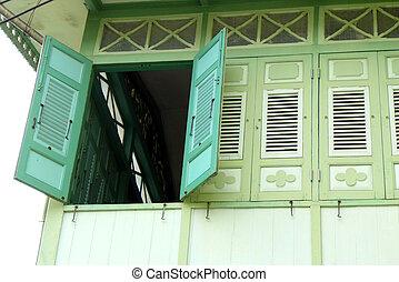 window thai style