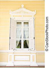 window vintage