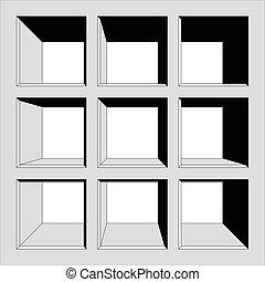 Design of vector windows build