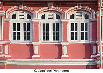windows, casa, chinatown