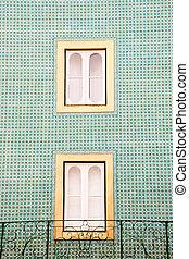 windows, fliesenmuster