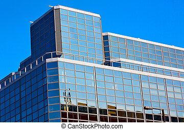 windows in the city of london   office   skyscraper