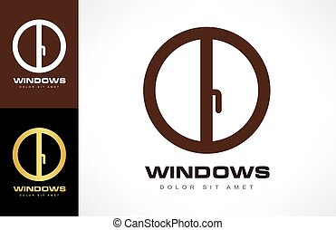 windows logo vector design