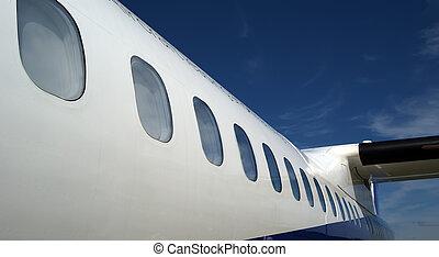 windows of an aeroplane ( plane window)