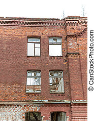 windows of barracks