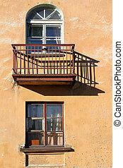 Windows on the wall