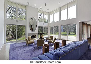 windows, storia, stanza, famiglia, due