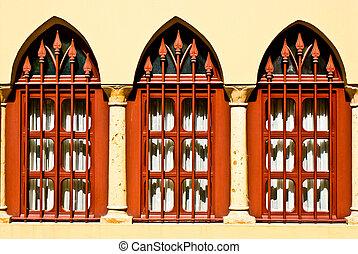 windows, tre